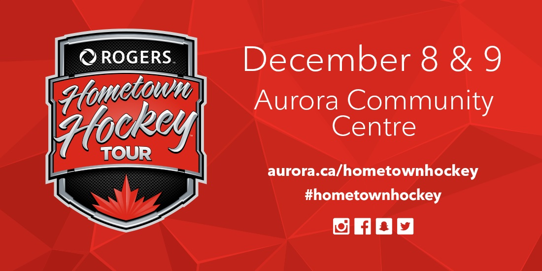 Rogers Hometown Hockey is Coming to Town!